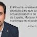 Alberto Garzón denuncia el chantaje del PP para perpetuarse en el poder