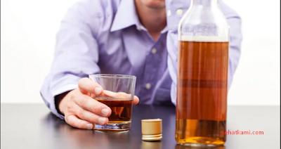minum alkohol dapat berpengaruh terhadap kesehatan mata