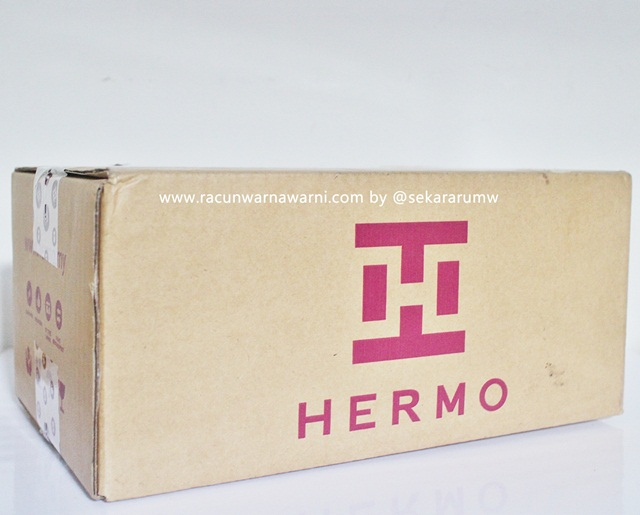 Unboxing Hermo