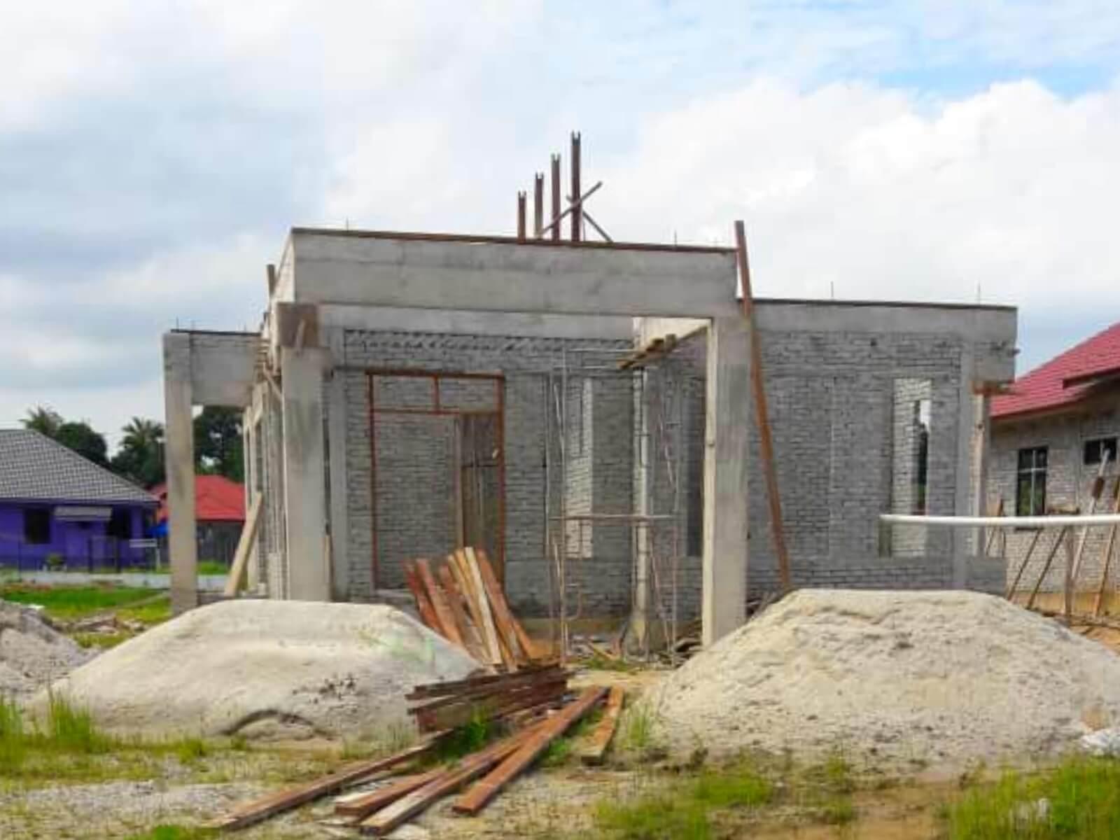 Dasar Perumahan Negara Bina Rumah Atas Tanah Sendiri