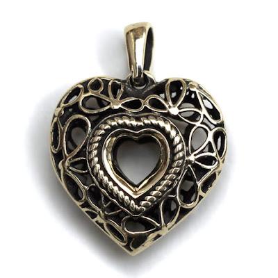 подарок на день матери в виде сердца необычная подвеска кулон сердце купить опт