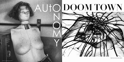 AUtONOMY / DOOM TOWN split LP