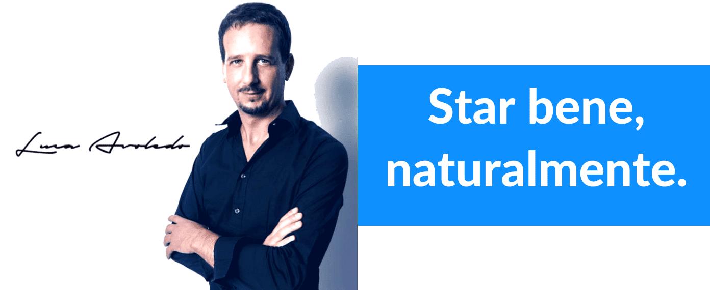 Dottor Luca Avoledo biologo nutrizionista naturopata