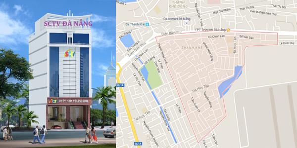Truyền hình cáp SCTV phường Hòa Khê, quận Thanh Khê, Đà Nẵng