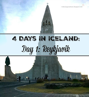 4 Days In Iceland: Day 1: Reykjavik | Ms. Toody Goo Shoes
