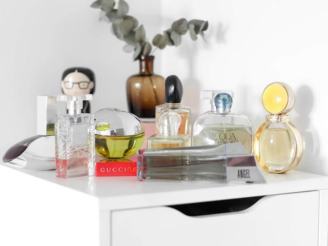 vytříděné parfémy