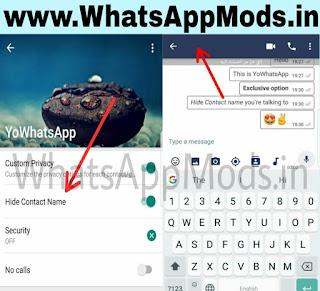 YoWhatsApp v7.15 WhatsAppMods.in