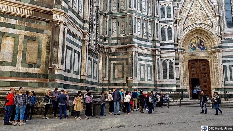 Cúpula da Catedral Santa Maria del Fiori - Diário de bordo: 2 dias em Florença