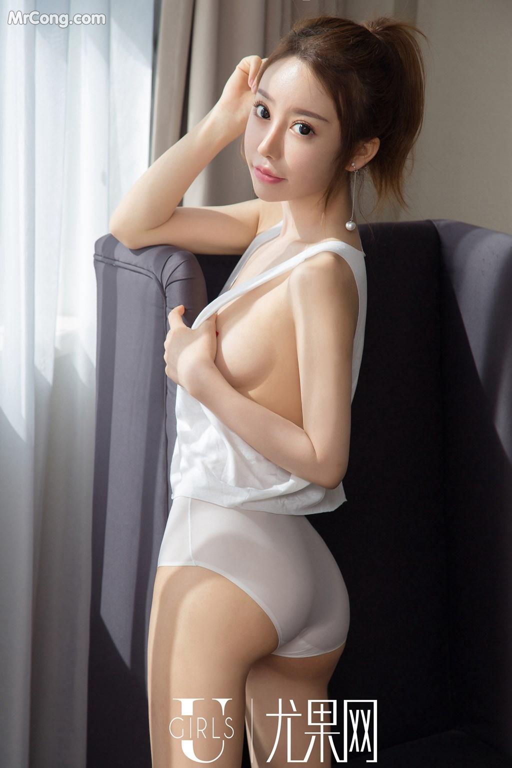 Image UGIRLS-U406-Xia-Yao-MrCong.com-009 in post UGIRLS U406: Người mẫu Xia Yao (夏瑶) (66 ảnh)