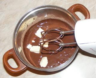 Preparare compozitie budinca de ciocolata retete culinare,