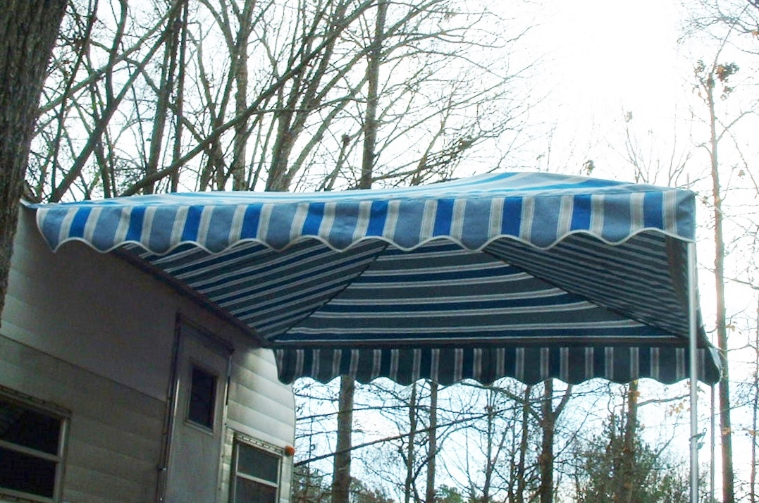 Vintage Awnings: Vintage Trailer Awnings For Sale Pre-Made ...