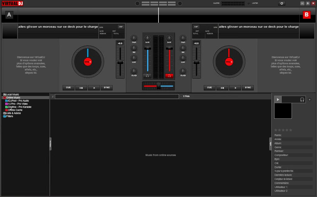 télécharger Virtual DJ Pro Infinity 8.3.4720 Crack