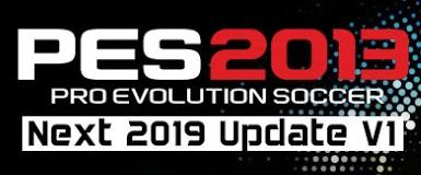 PES 2013 Next Season Patch 2019 Update v1.0