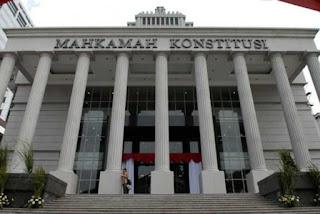 Gedung Mahkamah Kostitusi, Jakarta