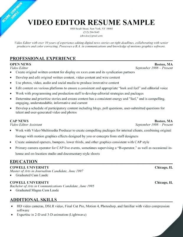 Government Resume Writers 2019 - Resume.