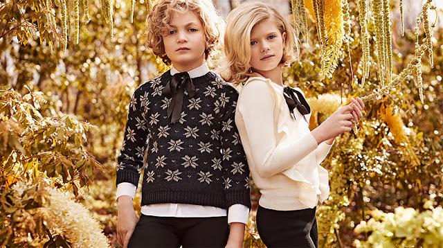 Sweaters tejidos invierno 2017 moda nenes y nenas ropa.