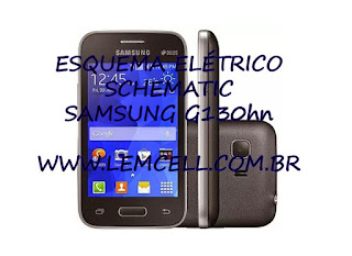 Esquema Elétrico Celular Smartphone Samsung Galaxy Young 2 DOUS SM G130 HN Manual de Serviço  Service Manual schematic Diagram Cell Phone Smartphone Samsung Galaxy Young 2 DOUS SM G130 HN