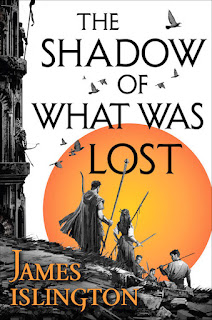 Interview with James Islington, author of The Shadow of What Was Lost