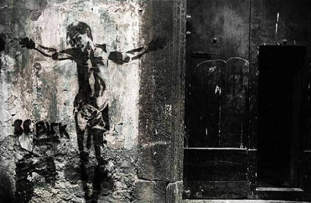 Пионер настенной живописи. Blek le Rat 16