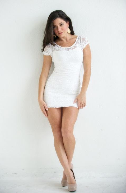Foto Hot Model Sarah Clayton 9