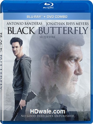 Black Butterfly (2017) Movie English 1080p & 720p BluRay