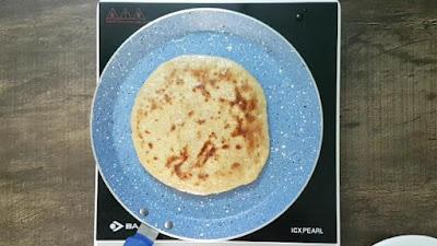 Meetha paratha recipe