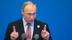Putin: Có thể Người Do Thái có quốc tịch Nga đứng sau vụ can thiệp vào cuộc bầu cử ở Mỹ 2016