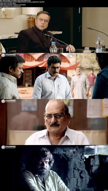 Janta Garage 2017 HRip 720p Hindi Dubbed