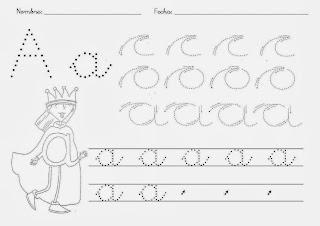 Resultado de imagen de ejercicios de copia de frases en cuadricula letrilandia