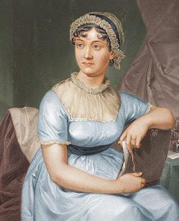 Jane Austen : Portrait de Jane peinte par sa soeur Cassandre