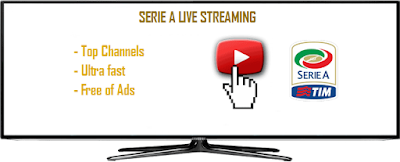 SERIE A - LIVE STREAMING GUIDE! WATCH FROM ANYWHERE!