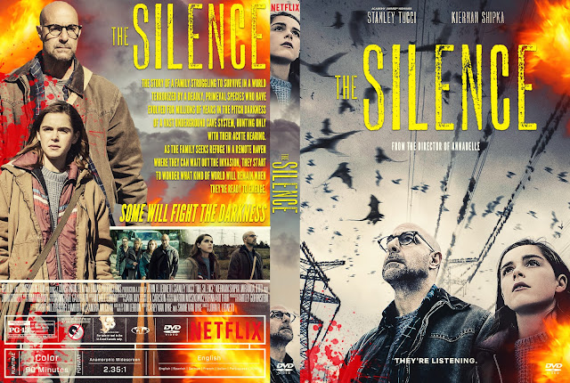 The Silence DVD Cover