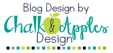 Blog Design by Chalk & Apples
