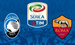 Roma vs Atalanta Live Stream Italian Serie A  today 20/8/2017