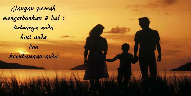 Kata Kata Bijak Untuk Keluarga Sederhana