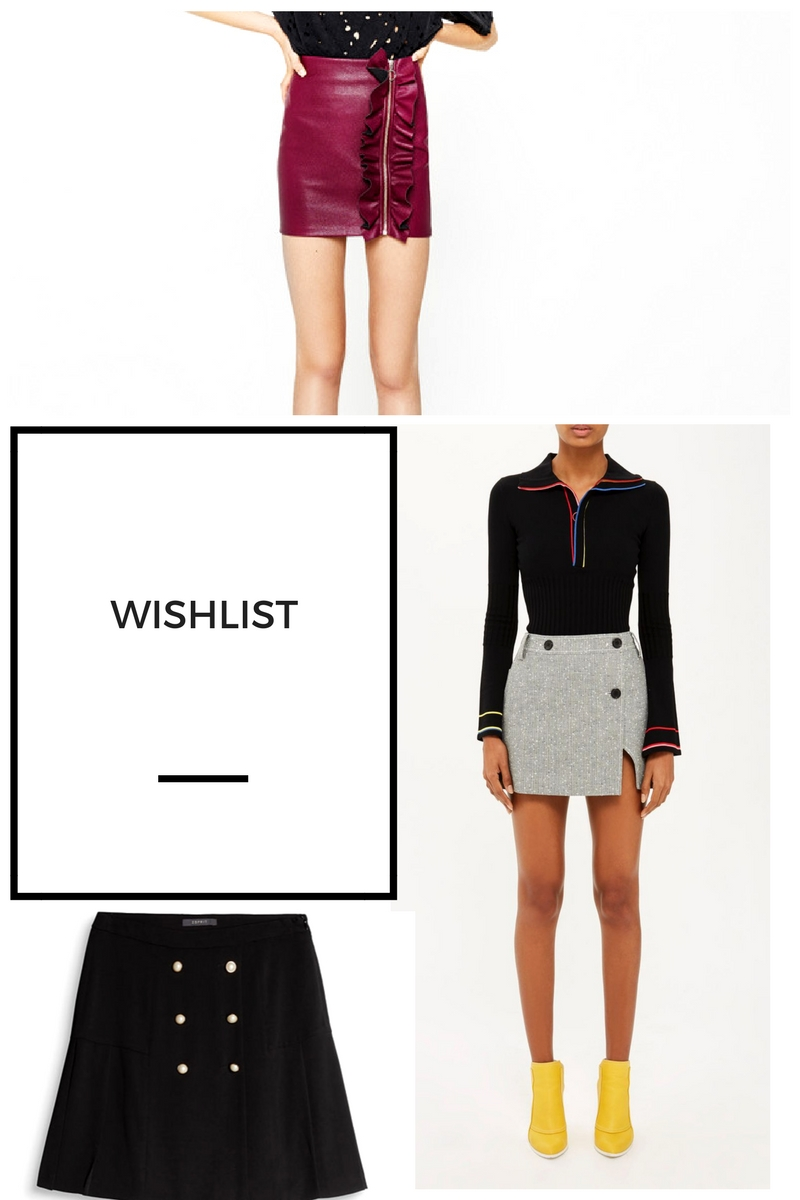 Selection Shopping - Whish list September