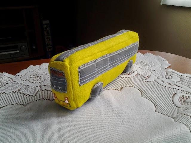 Mini autobusik