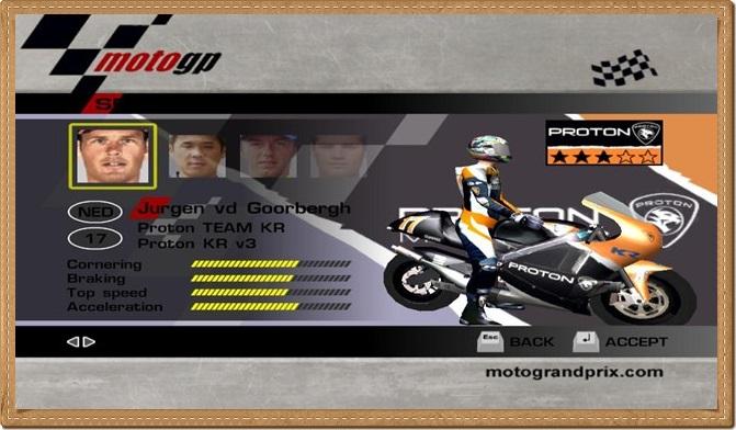 MotoGP 1 Game Free Download Full Version PC