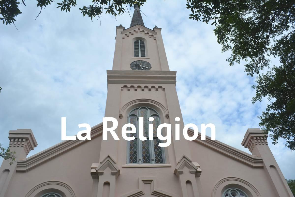 Eglise Etats-Unis