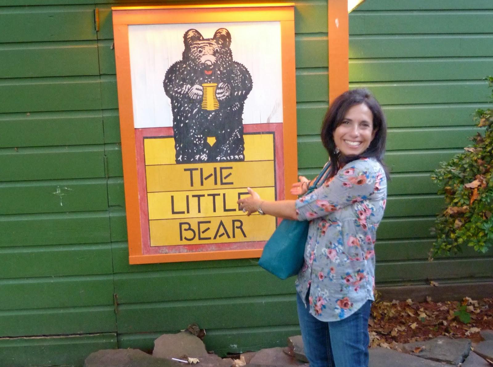 Little Bear Restaurant Bearsville Ny
