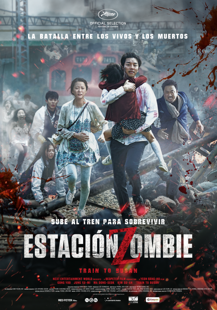 Estación Zombie / Tren a Busan (Train to Busan) (2016)