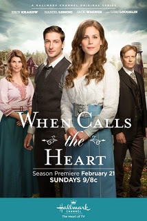 When Calls the Heart Poster