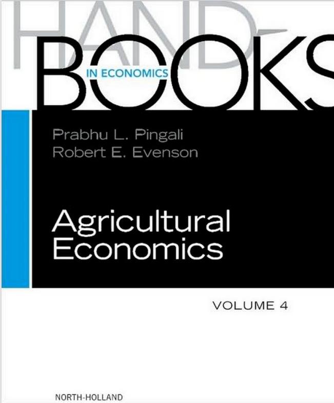 Agricultural Economics Books Pdf