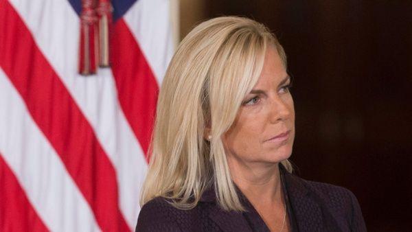 EE.UU. confirma a Kirstjen Nielsen como secretaria de Seguridad