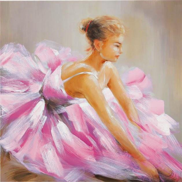 Πίνακας ζωγραφικής για κορίτσια
