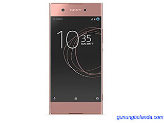 Cara Flashing Sony Xperia XA1 Ultra Dual G3226