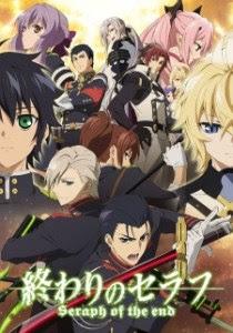 Download Owari no Seraph: Nagoya Kessen-Hen BD Subtitle Indonesia Batch Episode 1-12