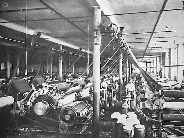 Le blog des amis de la villa cavrois l 39 entreprise textile de paul cavrois - Adresse usine roubaix ...