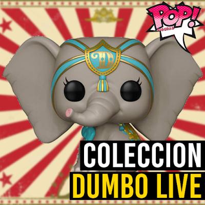 Lista de figuras funko pop de Funko POP Dumbo Live