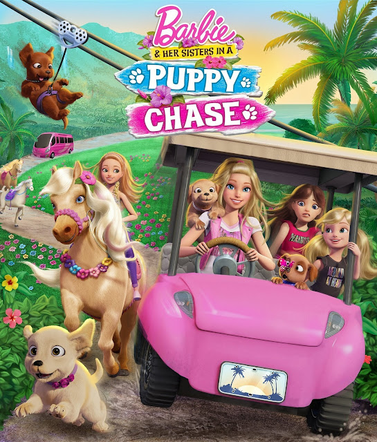 Barbie & Her Sisters in a Puppy Chase (2016) ταινιες online seires oipeirates greek subs